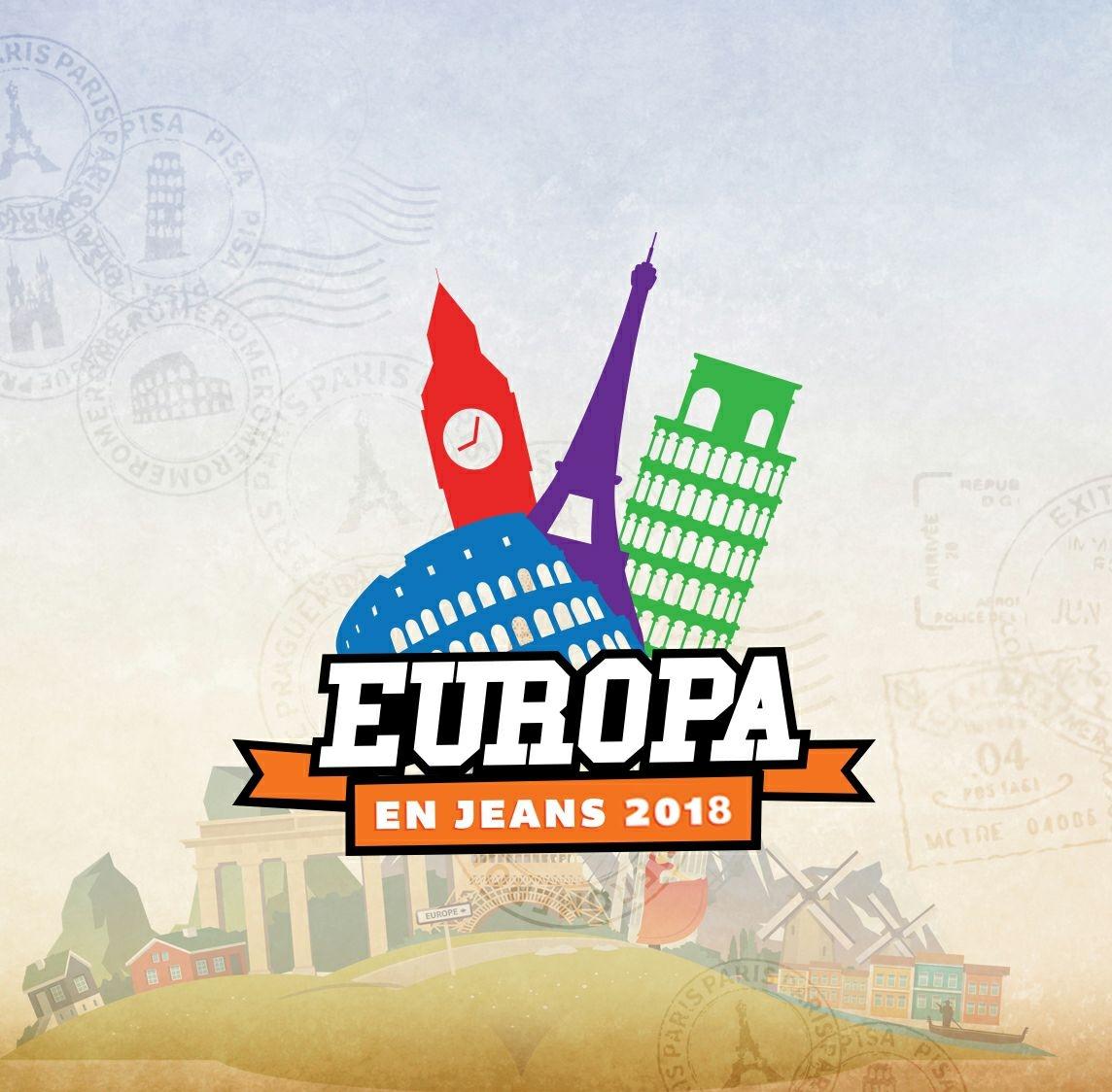 Europa en Jeans 2018